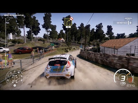 WRC 8 - Fafe - Portugal Gameplay (PC HD) [1080p60FPS]
