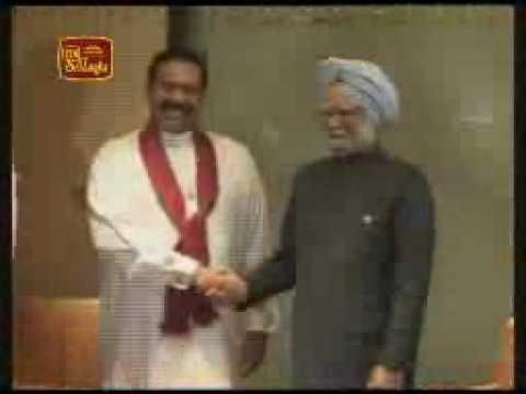 President Rajapaksa met Indian & Malaysian Prime Ministers