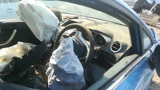 Car For Parts - Ford FIESTA 2009 1.2L 60kW Gasoline