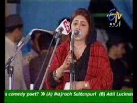 Shabina Adeeb (gujraat Ka Manzar) video