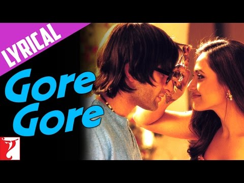 Gore Gore - Full Song With Lyrics - Hum Tum