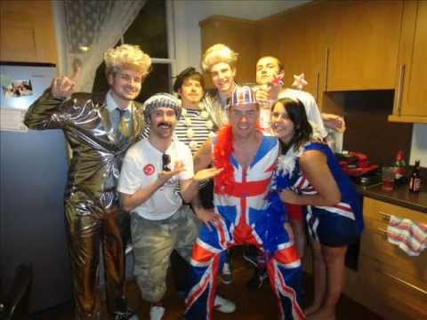 Eurovision house party
