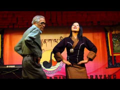 Ooh La La (Old Man Dancing in Thimphu - Dirty Picture Dance)