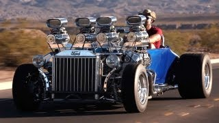 1927 Ford DoubleTrouble  BIG MUSCLE