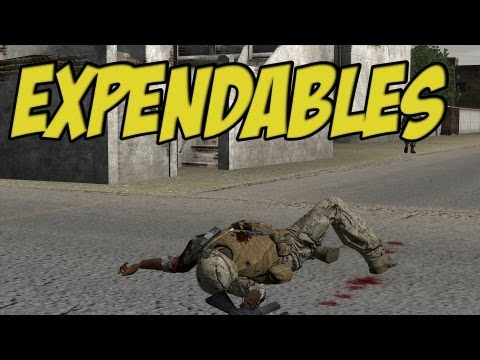 ARMA 2 Domination - Expendables