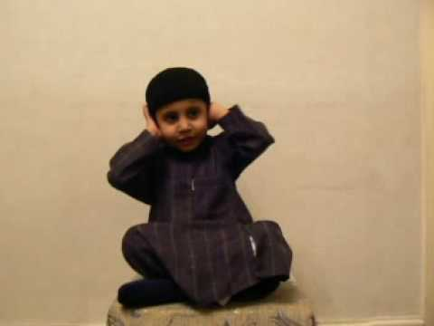 Qari Abdul Basit - Muhammad Uwais 3 Year Old Child - Surah Duha video