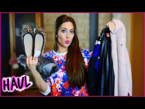 Haul Black Friday: Zara, Choies, BlackFive   Ropa, zapatos, complementos #WINTERLIZY