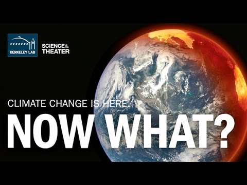 Climate Change is Here. Now What?