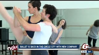 Ballet is back in the Circle City after over a decade