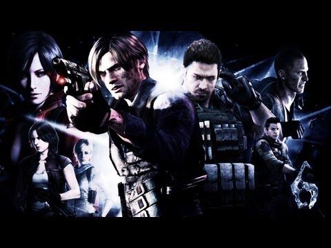 Resident Evil 6 trailer rus бредовый перевод