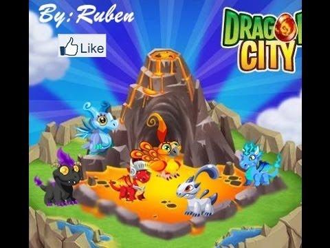 """Dragon City: """"HACK DE ORO"""" 2014 HD"""