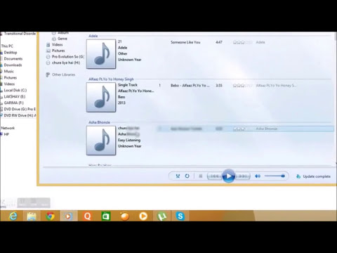 How to RIP a CD/DVD using Windows Media Player.