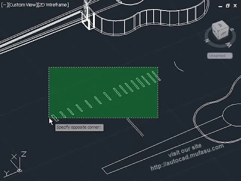 AutoCAD 2014 3D Tutorial Guitar (Basic)