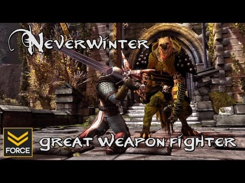Neverwinter - Great Weapon Fighter Gameplay