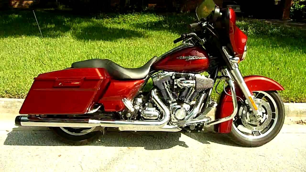 Harley Davidson Street Glide Exhaust