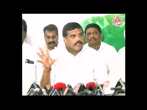 YSRCP leader Botsa Satyanarayana fires on TDP Govt. – 27th July 2015 Photo Image Pic