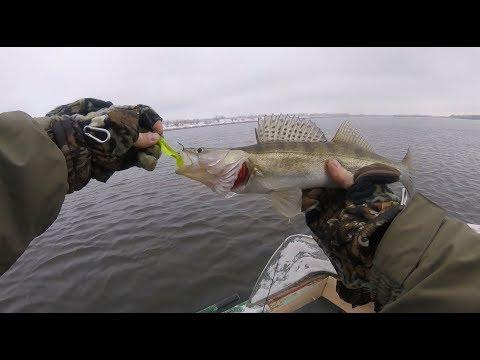 рыбалка щука судак весной