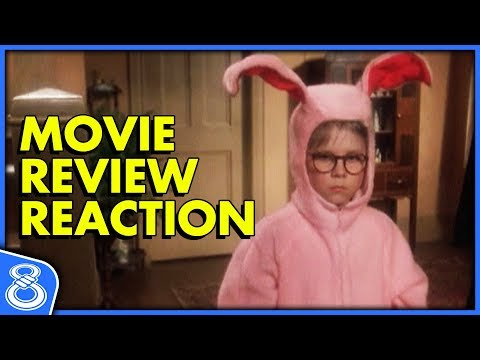 A CHRISTMAS STORY MOVIE REVIEW REACTION!