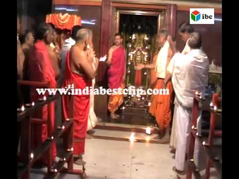 lord sri raghavendra swamy deepa aarti video