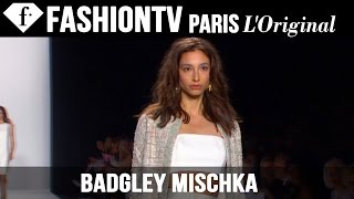 Badgley Mischka Spring/Summer 2015: Designer's Inspiration | New York Fashion Week NYFW | FashionTV