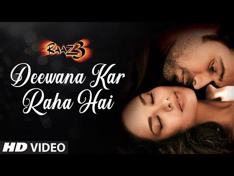 Deewana Kar Raha Hai Raaz 3 Full Song (AUDIO) I Emraan Hashmi...