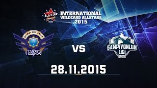 Video clip [28.11.2015] OPL vs TCL [IWCA 2015]
