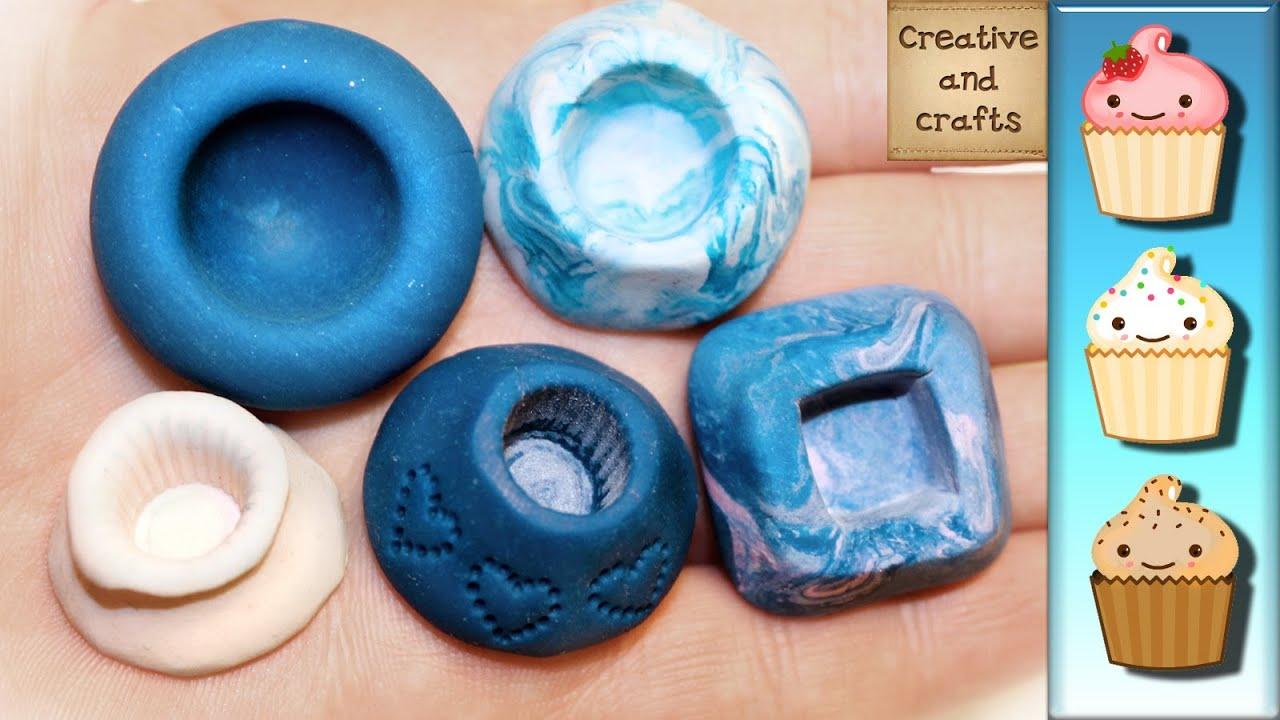 Как сделать молды своими руками из глины