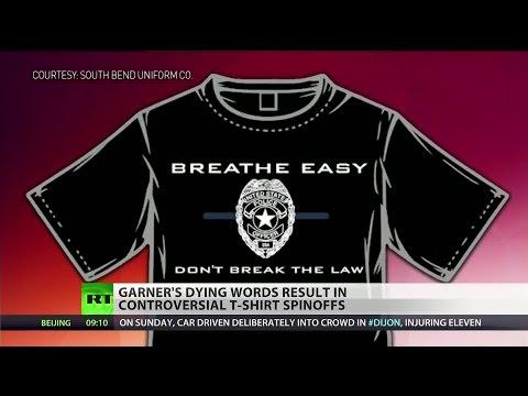 Trademark fight erupts over Eric Garner's last words