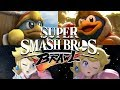 Brawl Intro remade shot-for-shot in Smash Ultimate