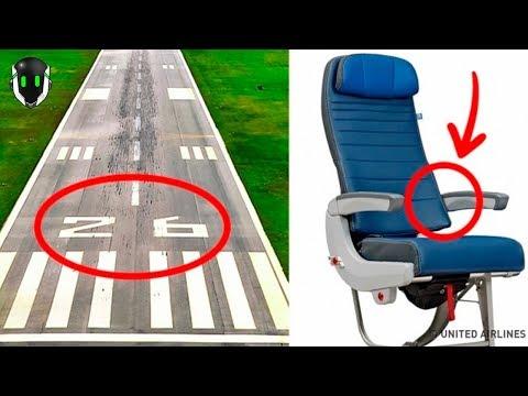 7 Secretos Que Las Aerolíneas No Quieren Que Sepas!