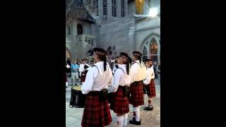 Bagpipes At Bethesda By The Sea 2016