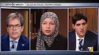 Otto e Mezzo - Sumaya e l'Islam - 4 Gennaio 2017 - Parte 2