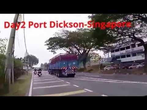 Commander City Singapore Trip Day 2 , Port Dickson-Singapore