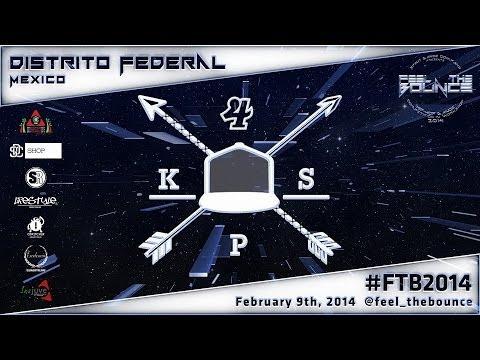 4 KAPS - 1er Lugar FEEL THE BOUNCE 2014