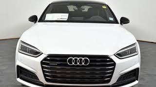 New 2019 Audi A5 Marietta Atlanta, GA #U50183