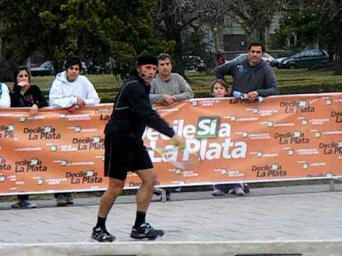 Guillermo Vilas Tenis Con Clase (antiguo Y Moderno)