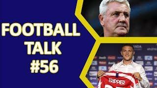 FOOTBALL TALK - FOOTBALL PODCAST - FOOTBALL NEWS - TRANSFER NEWS RUMOURS and GOSSIP   BRUCEY BONUS ?