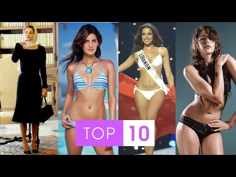 Top 10 Hottest Arabic Women 2014