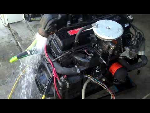 1985 470 4 Cylinder 170 Hp Inboard Mercruiser Engine How
