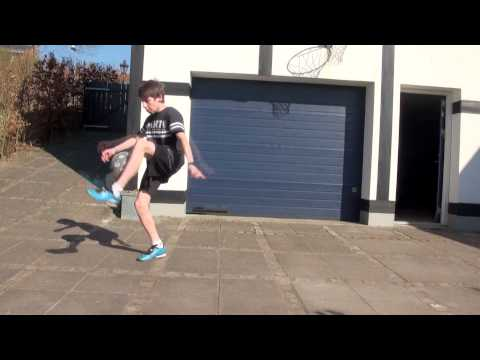 Anders Borg - Freestyle Football