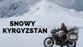[Eps. 82] SNOWY KYRGYZSTAN - Royal Enfield Himalayan BS4