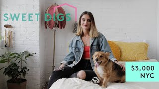 What $3,000 Will Get You In NYC | Sweet Digs | Refinery29