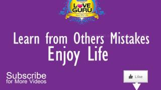 Never reject Advices | Radio City Love Guru Tamil 91.1