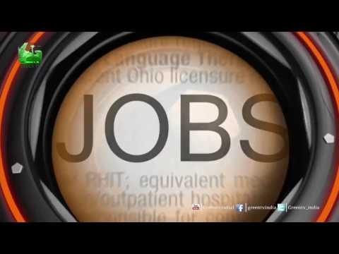 Job Alert_Ep#2 Green TV
