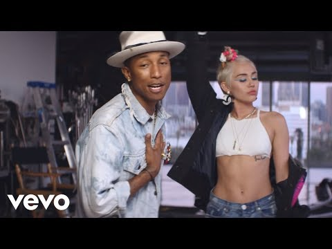 Pharrell Williams - Come Get It Bae Music Videos