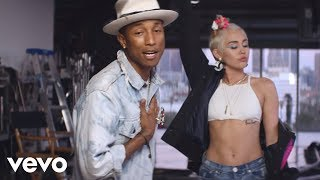 Клип Pharrell Williams - Come Get It Bae ft. Miley Cyrus