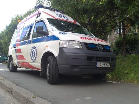 Pogotowie Ratunkowe Kłodzko Emergency Van Rettungswagen