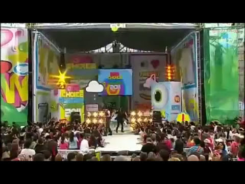 EME15 kids choice awards mexico 2011