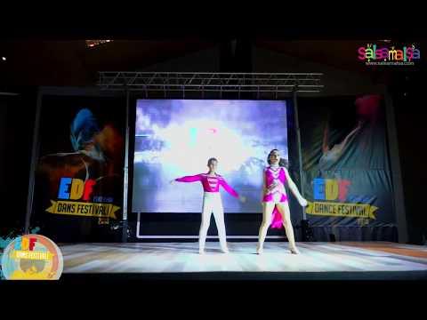 Crypto Juniors Elif Sude ve Kaan Show | EDF-2018