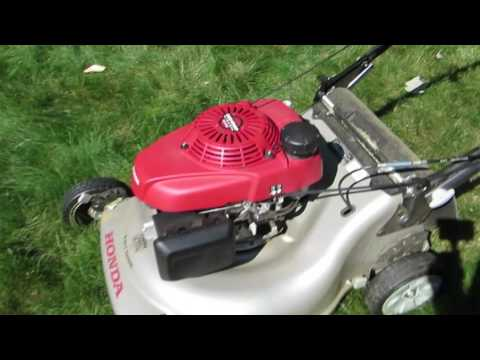 Honda HRR216 Lawn Mower Long Term Review and maintenance commentary